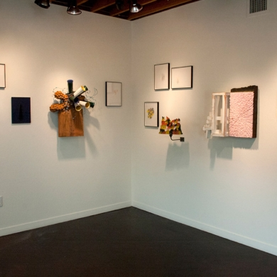 Corner Installation View